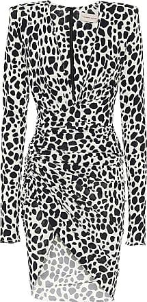 Alexandre Vauthier Exclusive to Mytheresa - Animal-print stretch-jersey minidress