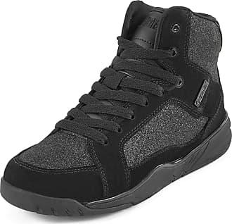 Zumba Activewear Street Boss Fitness Sneakers Stylish Dance Workout Women Shoes, Black 0, 2.5 UK