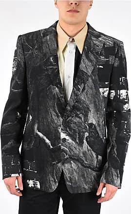 Alexander McQueen Virgin Wool Blend Blazer size 54