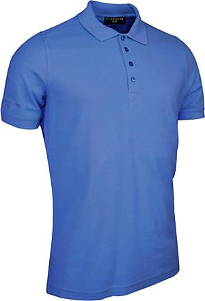 Glenmuir Mens MSC7211 Classic Fit Cotton Pique Polo Shirt Tahiti XL