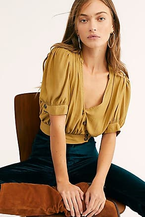 Free People Stay Bold Buttondown Top by Free People