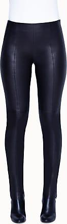 Akris Leather Pants