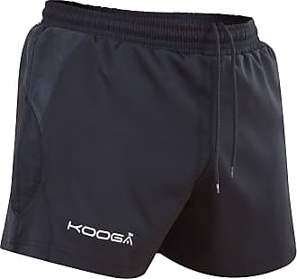 Black Size 2XL   **SALE PRICE** KooGa Logo Training Shorts