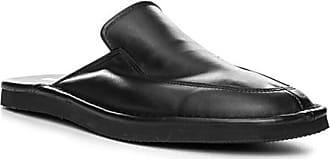 Lloyd Herren Schuhe Pantoletten, Kalbleder, schwarz