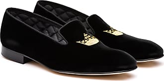 Churchs Velvet Crown Loafer Man Black Size 11,5