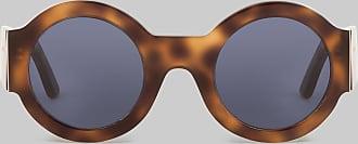 Etro Tortoiseshell Round-frame Sunglasses, Man, Brown
