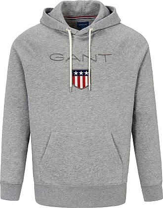GANT Hooded sweatshirt GANT grey