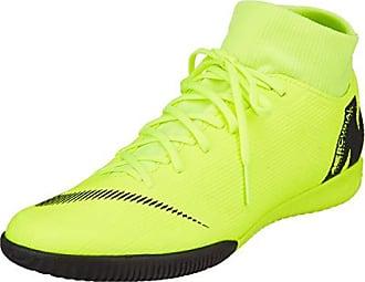 wholesale dealer d9cb8 d8070 Nike Vapor 12 Pro FG Sneakers Basses Mixte Adulte, Multicolore (Wolf Grey/Lt