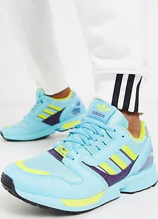 adidas schuhe blau gold 27