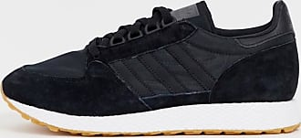 adidas Originals Forest Grove -Schwarze Sneaker