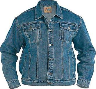 Duke London Duke Denim Jacket 4XL Cotton Denim