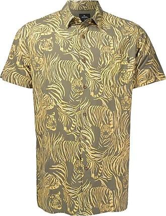 Rip Curl Camisa Rip Curl El Tigre S/S Verde-G