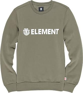 Element Blazin Crew Sweatshirt - Surplus Green
