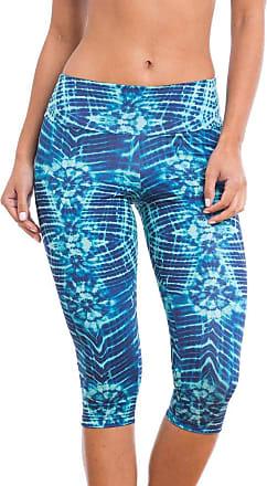 Marcyn Legging Curta Estampada Tie Dye Marcyn | 536.811 TIE DYE - P