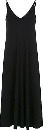 Osklen flared midi dress - Black