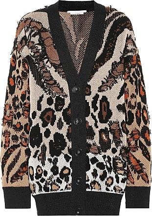Stella McCartney Exclusive to Mytheresa - Animal-jacquard cardigan