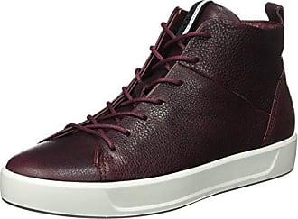 abe725d693bd3a Ecco Damen Soft 8 Ladies Hohe Sneaker