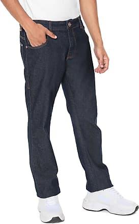 d48d48e3aa Coca Cola Ware Calça Jeans Coca-Cola Jeans Reta New Azul