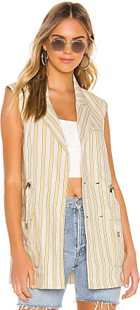 Tularosa Perla Vest in Yellow