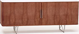 Naver Collection AK 2730 Sideboard Corian & Walnut