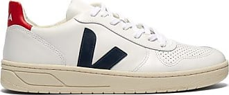 Veja Baskets basses en cuir V-10