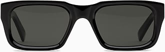 Retro Superfuture Black Augusto sunglasses