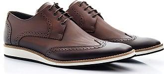 Di Lopes Shoes Calçado Social Masculino 100% Couro (37, PretoCouro)