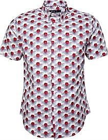 Ben Sherman short sleeve shirt with all over print