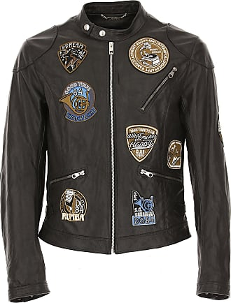 2dddcbed8 Dolce & Gabbana® Leather Jackets: Must-Haves on Sale up to −63 ...