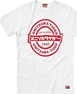 Onitsuka Tiger Lw Graphic Tee, White, XXL