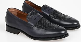 Corneliani Loafer with Python Detail size 8