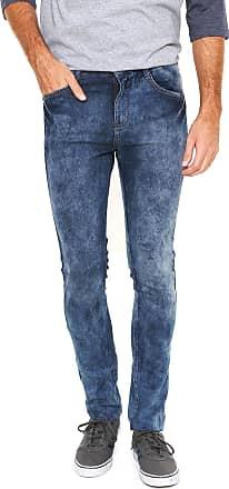 Fatal Surf Calça Jeans Fatal Surf Slim Azul