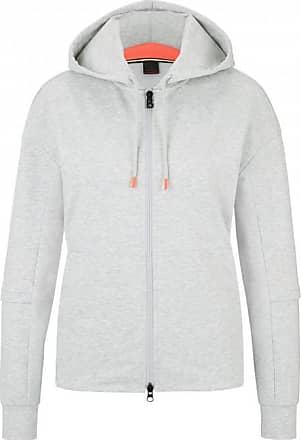 Bogner Fire + Ice Erla Sweatshirt jacket for Women - Grey melange