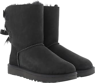 UGG Boots & Booties - W Bailey Bow II Black - black - Boots & Booties for ladies