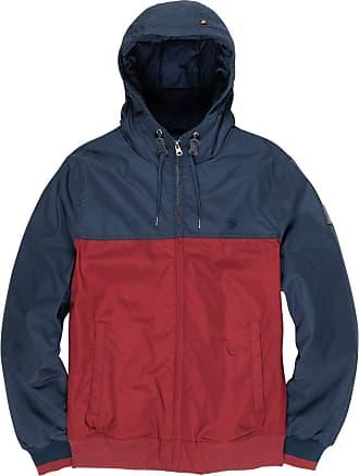 Element Dulcey 2 Tones Jackets Hommes Marine/Bordeaux - S - Jackets