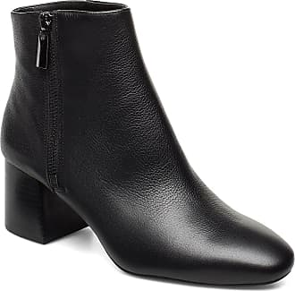Michael Kors Alane Flex Bootie Shoes Boots Ankle Boots Ankle Boots With Heel Svart Michael Kors Shoes