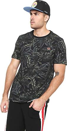 Globe Camiseta Globe Leaf Verde/Preta