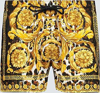 Versace Baroque printed swim shorts
