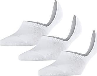 Femme White 2009 FALKE Step IN Bundle3 Socquettes Taille fabricant:35-36 lot de 3 35//36 Blanc
