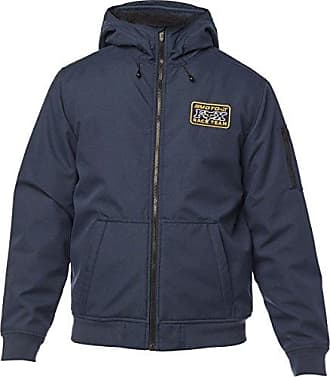 Fox Mens Machinist Jacket, Navy, XL