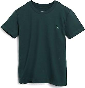 Reserva Mini Camiseta Reserva Mini Infantil Lisa Verde