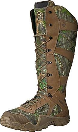 Irish Setter Mens Vaprtrek 2869 Knee High Boot, Mossy Oak Obsession Camouflage, 9 D US