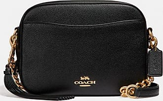 Coach Camera Bag in Black