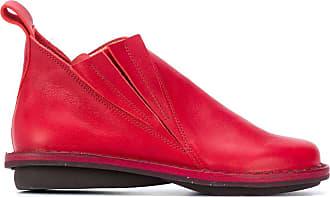 Trippen Kinky Waw ankle boots - Vermelho
