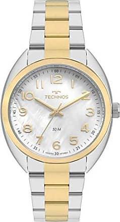 Technos Relógio Technos Feminino Boutique bicolor 2036MLB/5B