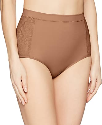 b7eef4e4d990d Maidenform Womens Firm Foundations Tame Your Tummy Anti-Static Brief  Shapewear