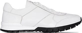 Kiton Sneakers mit Kontrastsohle - Weiß