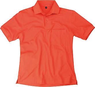 Result Mens Work-Guard Apex Short Sleeve Polo Shirt (3XL) (Orange)