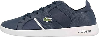 Lacoste Mens 739sma0010092 Sneaker, Black, 14.5 UK