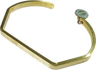 Fabulina Designs Joey Brass Bangle
